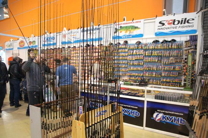 Видео обзоры с Выставки «Охота и Рыболовство на Руси» 2014!