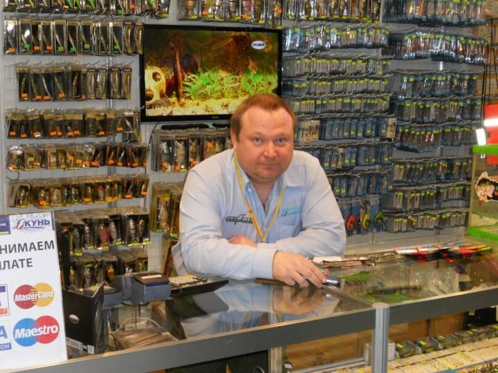 Выставки в санкт-петербурге рыболовные