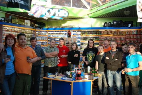 Efftex 2010 — рыболовная выставка в Европе, день первый и второй – 08.06-09.06